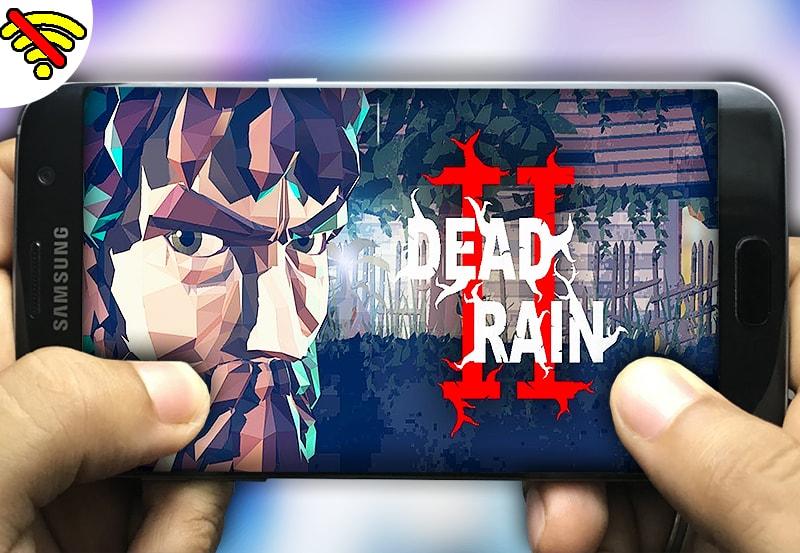 اللعبة 6: dead rain: tree virus