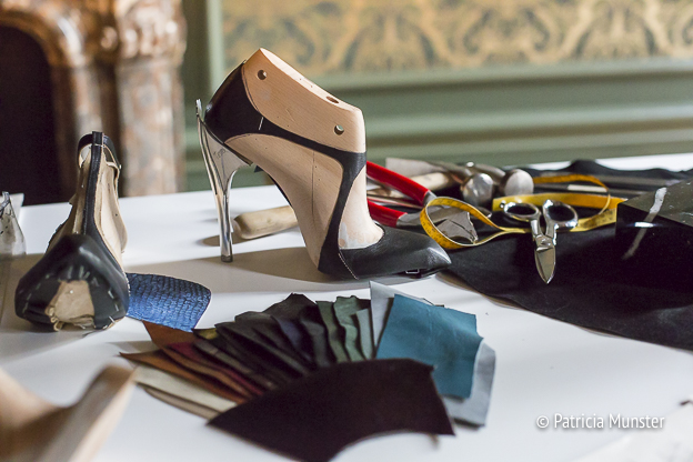 Tailor made shoes