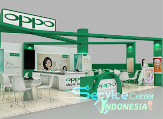 Service Center Oppo di Madiun Jawa Timur