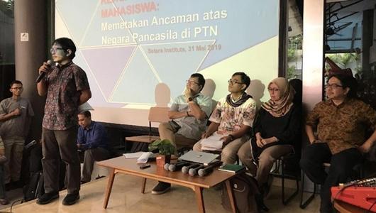 Setara: Gerakan Keislaman Eksklusif Masih Berkembang di Kampus