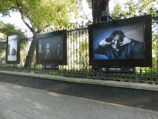 Galería Abierta Bosque de Chapultepec
