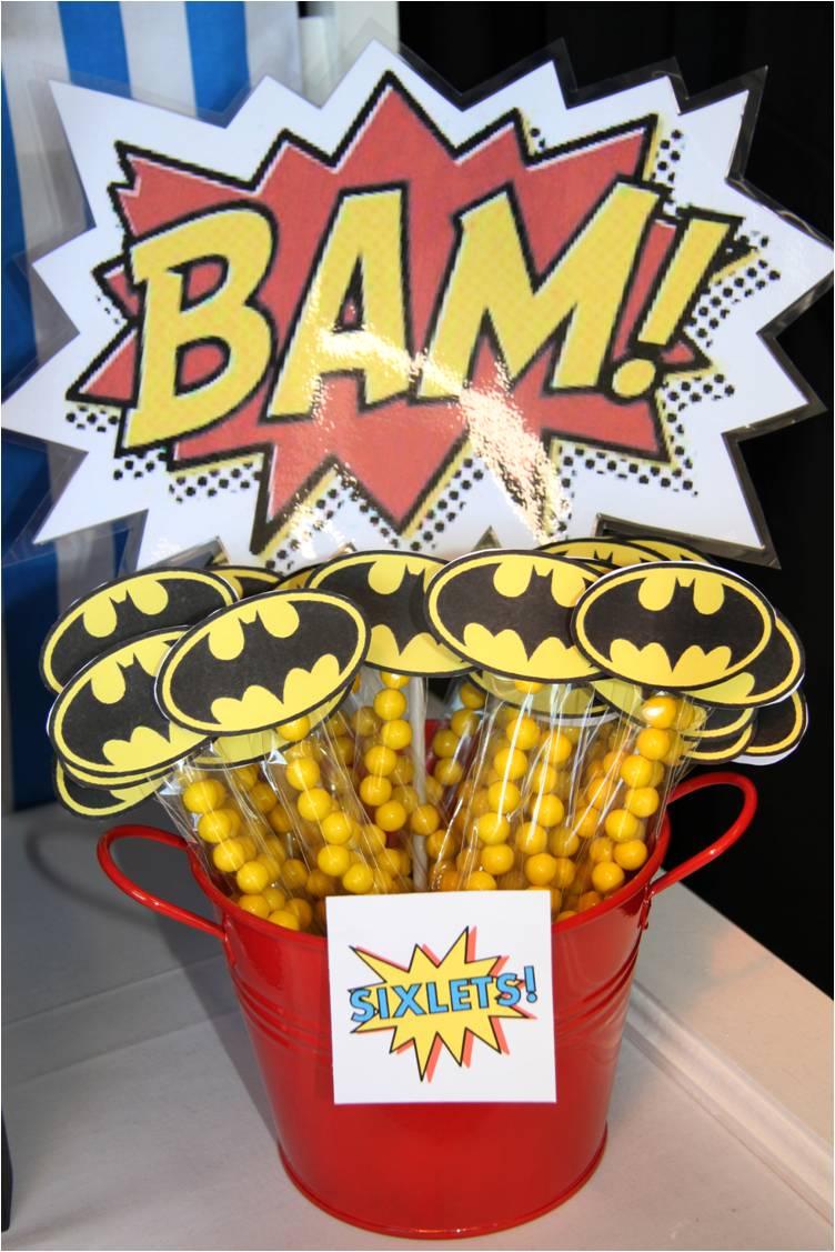 Leonie S Cakes And Parties Superhero Party