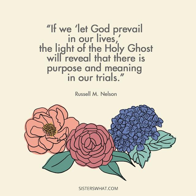 LDS President Nelson Let God Prevail