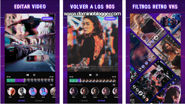 Glitch Video Editor