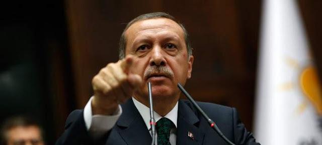 Τουρκικός αναθεωρητισμός και επεκτατισμός: Σεισμικό ρήγμα σε διέγερση