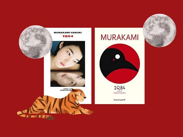 1Q84: gli universi paralleli di Murakami