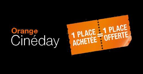 astuce Cinéday: 7 mois de codes Cinéday sans forfait Orange