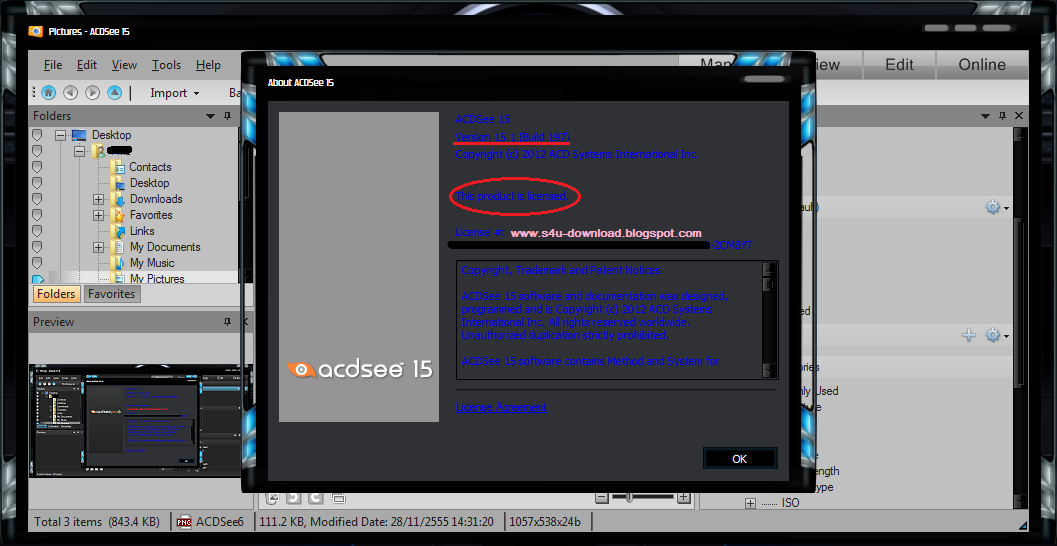 Acdsee pro 6 (full/cracked) (with download links) youtube.