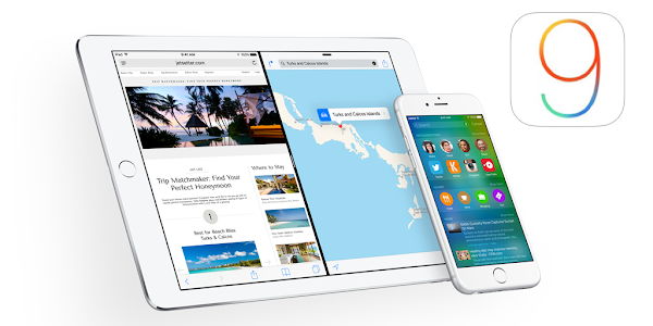 Apple iOS 9 announced