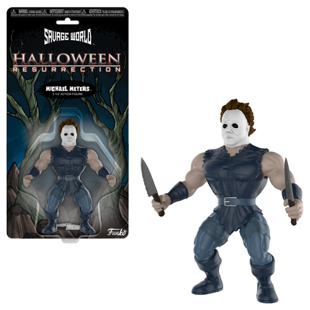 savage world - michael meyers