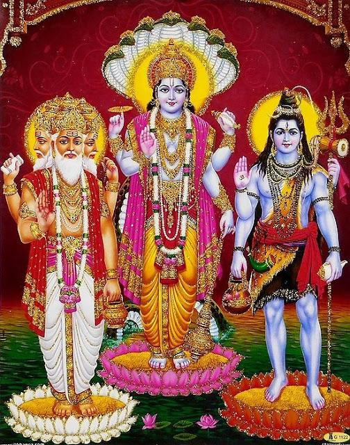 त्री शक्ति हिंदू धर्म