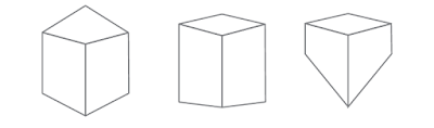 Some common perspective problems when drawing a box.
