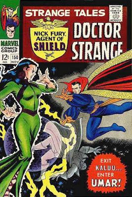 Strange Tales #150, Dr Strange