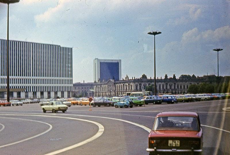 Berlin Of 1980 Vintage Everyday