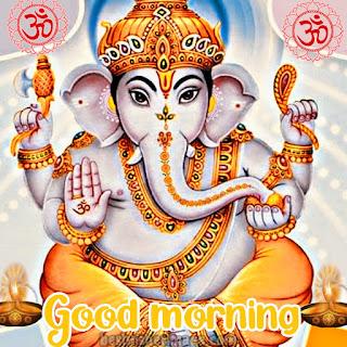 good morning ganesha images download