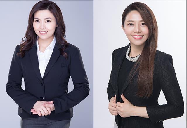 女生專業形象照before/after