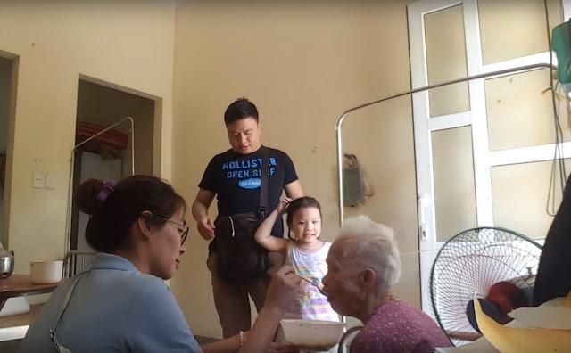 Chương trình Bữa Ăn Yêu Thương - Chung Tay Vì Cộng Đồng tại Trại Phong Xuân Mai