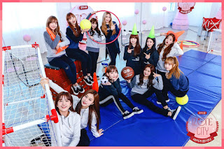 Ep 08 IZONE CITY Eng Sub Indo HDTV Updated Subtitle