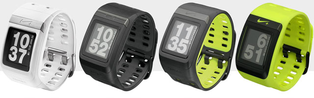 Nike Plus GPS Sport Watch