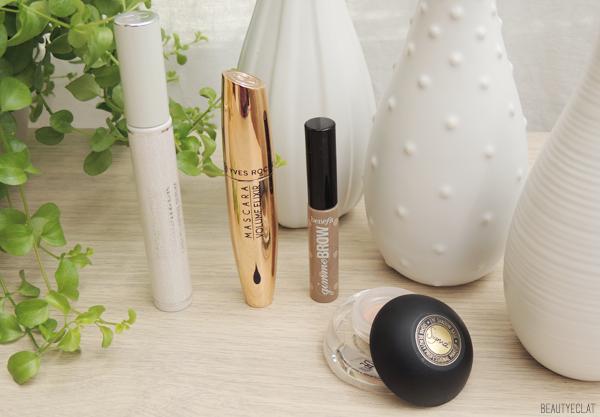 revue avis test maquillage tutoriel violet doré