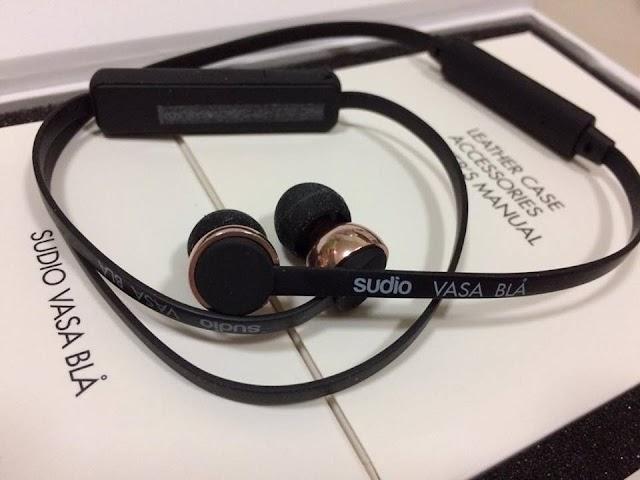 【附優惠碼】SUDIO Vasa BLÅ藍芽耳機 讓你輕鬆投入音樂世界