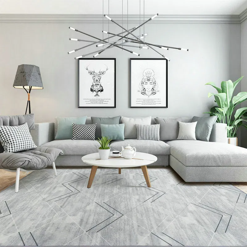 Cat Rumah Minimalis Soft Grey