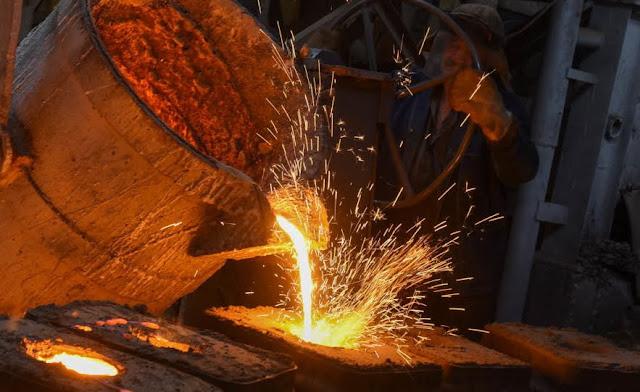 China construiría fundición de cobre en Armenia