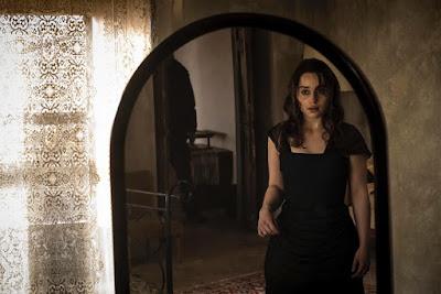 Voice From the Stone Movie Image Emilia Clarke