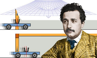 صورة عالم الفيزياء المشهور البرت اينشتاين