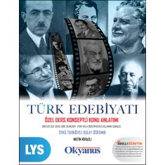 Okyanus LYS Türk Edebiyatı Özel Ders Konseptli Konu Anlatımı