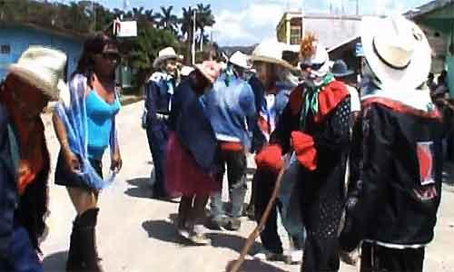 Danza Tepehua del Tampulán