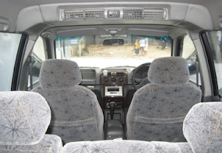 Review interior mitsubishi kuda