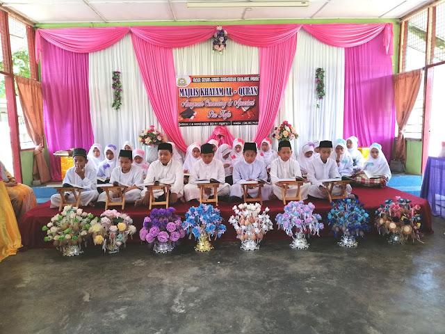 27 peserta khatam