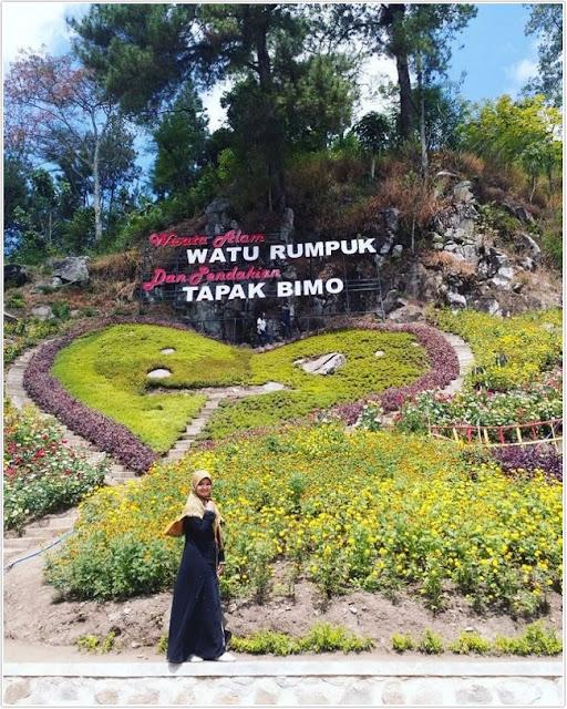 Wana Wisata Watu Rumpuk;10 Top Destinasi Wisata Madiun