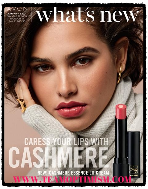 Avon What's New Campaign 8 2021 Avon Rep Demo Book Online