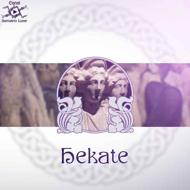 Hekate - Goddess of Witches and Paths | Wicca, Magic, Witchcraft, Paganism