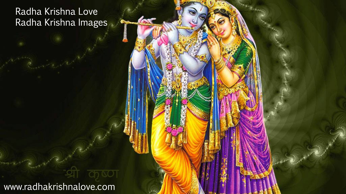 Hd wallpaper krishna and radha - Radha Krishna Love Images