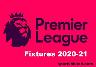 Premier League 2020-21 full fixtures list for every EPL Club
