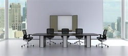 Cherryman Verde Conference Table at OfficeFurnitureDeals.com