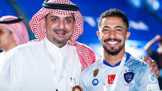 الأمير نواف بن سعد: هناك أندية زودت بطولاتها ولا ندري من أين جاؤوا بها ولم يصلوا للهلال