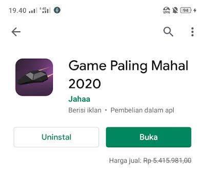 Game Paling Mahal 2020 di PlayStore, Sekarang Gratis!