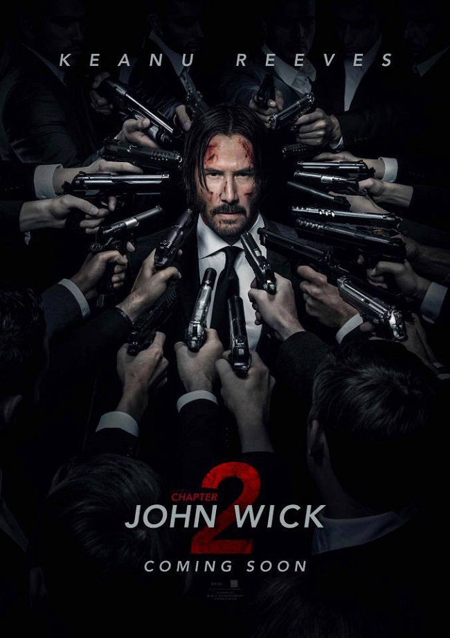 Movie John Wick: Chapter 2 (2017)