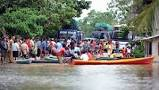 Banjir Entikong Capai Ketinggian 6 Meter, Sanggau BPBD, Bernadus Anggoi,