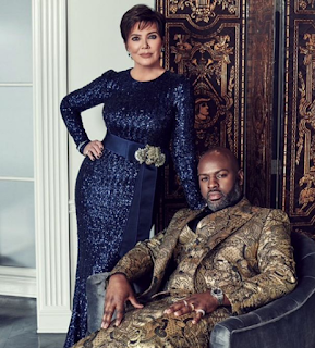 Kris Jenner isn't Corey Gamble's type but one of her daughters is said his ex-girlfriend