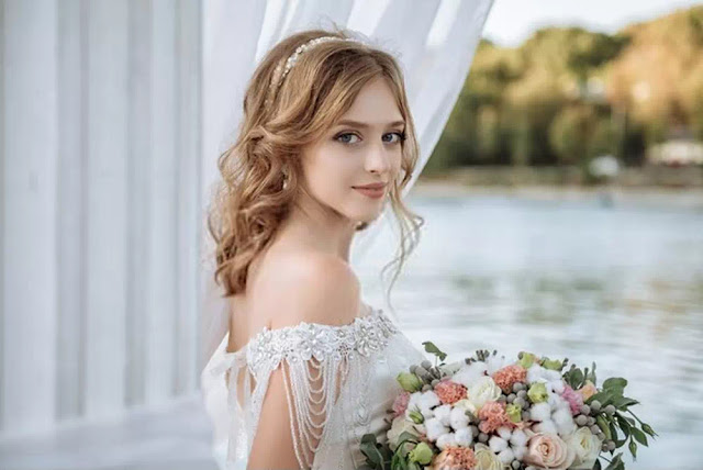 simple wedding hairstyles