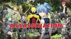 مشاهدة و تحميل جميع مواسم أنمي فصل الأغتيال Ansatsu Kyoushitsu الموسم الأول و الجزء الثاني مترجم أونلاين على موقع ot4ko.