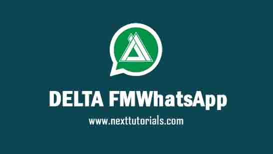 DELTA FMWhatsApp v3.7.3 Apk Mod Latest Version 2021,Install Aplikasi DELTA FMWA Transparan Terbaik,tema delta yowa keren,whatsapp anti banned