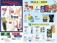 Walgreens Ad February 28 - March 6, 2021 and 3/7/21