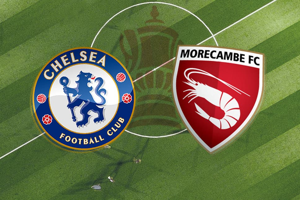 Chelsea vs. Morecambe for the FA Cup live Broadcasting? Where??