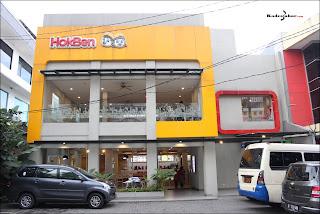 HokBen Surya Sumantri Bandung
